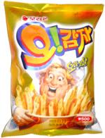 Korean French Fries