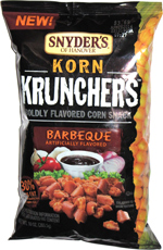 Snyder's of Hanover Korn Krunchers Barbeque