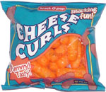 Krack-O-Pop Cheese Curls