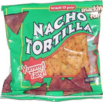 Krack-O-Pop Nacho Tortilla Chips