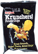 Original Krunchers! Potato Chips