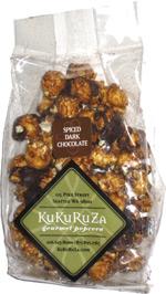 Kukuruza Gourmet Popcorn Spiced Dark Chocolate