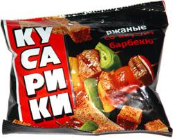 Kycapnkn Bite Bits with Barbecue Flavor