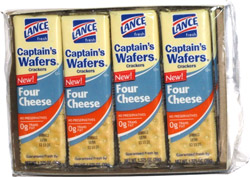 Lance Captain's Wafers Four Cheese