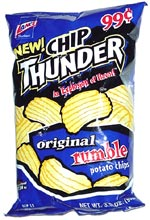 Chip Thunder Original Rumble Potato Chips