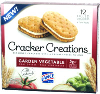 Lance Cracker Creations Garden Vegetable