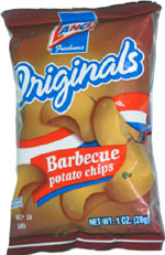 Lance Originals Barbecue Potato Chips