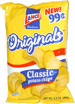 Lance Originals Classic Potato Chips