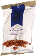 Landmark Collection Chocolate Raisins