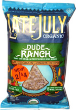 Late July Organic Dude Ranch Multigrain Snack Chips
