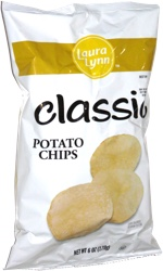 Laura Lynn Classic Potato Chips