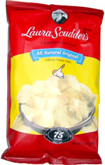 Laura Scudder's All Natural Original Classic Potato Chips