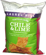 Laurel Hill Tortilla Chips Chili & Lime