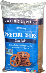 Laurel Hill Pretzel Chips Sea Salt