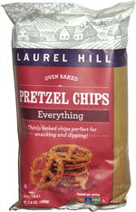 Laurel Hill Pretzel Chips Everything