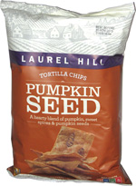 Laurel Hill Tortilla Chips Pumpkin Seed