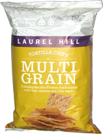 Laurel Hill Tortilla Chips Multi Grain