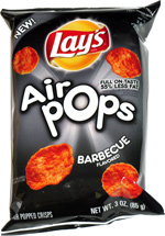 Lay's Air Pops Barbecue