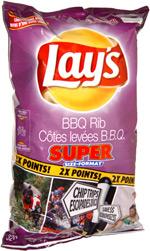Lay's BBQ Rib