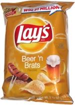 Lay's Beer 'n Brats