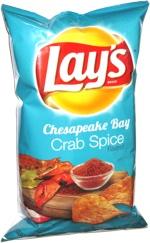 Lay's Chesapeake Bay Crab Spice