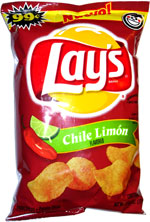 Lay's Chile Limon