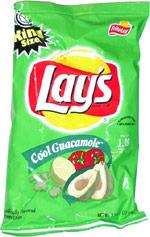 Lay's Cool Guacamole