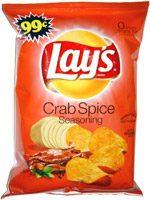 Lay's Crab Spice Seasoning