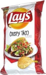 Lay's Crispy Taco