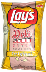 Lay's Deli Style Potato Chips