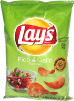 Lay's Pico de Gallo