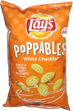 Lay's Poppables White Cheddar
