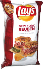 Lay's New York Reuben