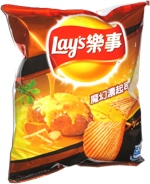 Lay's Rich Cheese