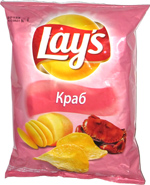 Lay's Kраб (Crab)