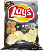 Lay's Salt & Pepper Potato Chips