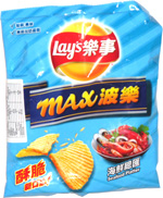 Lay's Max Seafood Platter