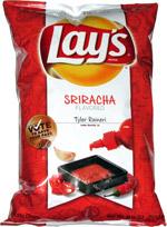 Lay's Sriracha
