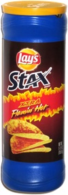 Lay's Stax Xtra Flamin' Hot