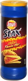 Lay's Stax Xtra Flamin' Hot