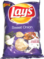 Lay's Sweet Onion