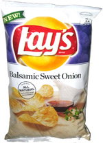 Lay's Balsamic Sweet Onion Potato Chips