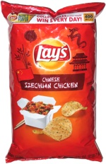 Lay's Chinese Szechuan Chicken