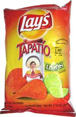 Lay's Tapatío Limón