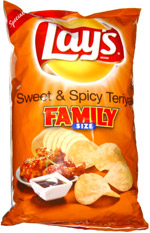 Lay's Sweet & Spicy Teriyaki