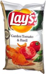 Lay's Garden Tomato & Basil