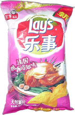 Lay's Turkey Potato Chips