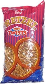 Leclerc Pretzel Mini Twists