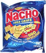 Leslie's Nacho Corn Chips BBQ Overload!