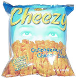 Leslie's Cheezy Outrageously Cheesy Snack